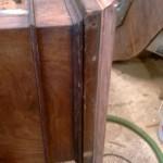 Restauratie Antieke boekenkast 1