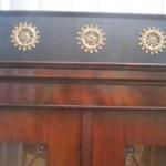 restauratie antieke boekenkast 5